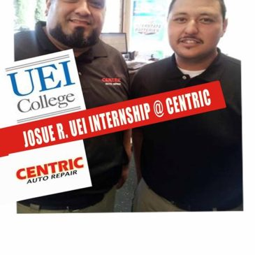 Centric Auto Repair has been mentoring students for close to a year now. It…