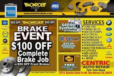 Centric Auto Repair added a new photo