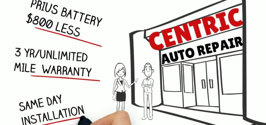 Hybrid Battery Repair Centric Auto Repair